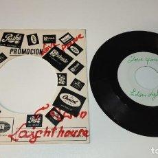 """Discos de vinil: 0621- EDISON LIGHTHOUSE LOVE GROOVE PROMOCIONAL SINGLE VIN 7"""" POR G+ DIS VG SPAIN. Lote 266869729"""