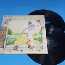 Discos de vinilo: GOODBYE YELLOW BRICK ROAD - ELTON JOHN - 1973. Lote 266878524
