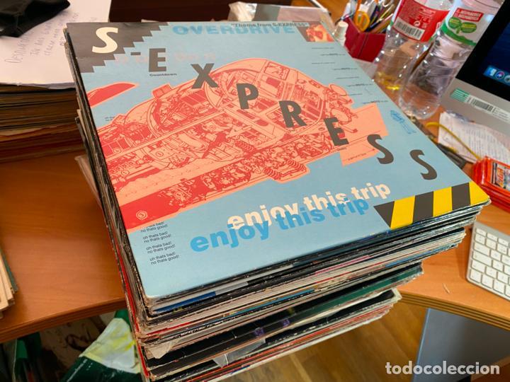 LOTE 98 MAXI DIFERENTES ESTILOS (DISCO, HOUSE, HARDCORE,,,,) (MAX2) (Música - Discos - Singles Vinilo - Electrónica, Avantgarde y Experimental)