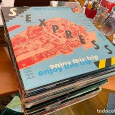 Disques de vinyle: LOTE 98 MAXI DIFERENTES ESTILOS (DISCO, HOUSE, HARDCORE,,,,) (MAX2). Lote 266886189