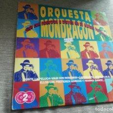 Discos de vinilo: ORQUESTRA MONDRAGÓN-VIAJE CON NOSOTROS A TRAVÉS DE 21 ÉXITOS FEROCES. 2 LP. Lote 266916734
