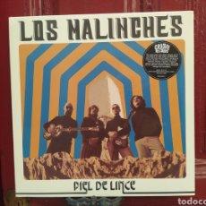 Discos de vinilo: LOS MALINCHES–PIEL DE LINCE . LP VINILO NUEVO PRECINTADO. GARAGE LATINO PSYCHO.. Lote 266925619