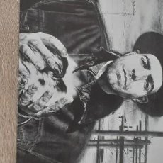 Discos de vinilo: JEREMY GLUCK BURNING SKULL RISING ,CANTANTE BARRACUDAS,,NIKKI SUDEN,MINI LP. Lote 266935469