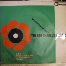 Discos de vinilo: THE RAY CHARLES SINGERS AL DI LA, CHICA DE IPAN:EMA, JOHAN SEBASTIAN BACH + 1 ED ESPAÑA 1964. Lote 266938349