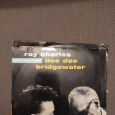 Discos de vinilo: RAY CHARLES , DEE DEE BRIDGEWATER; PRECIOUS THING , SUNSET AND BLUE, ED FRANCESA,. Lote 266943229