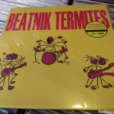 Discos de vinilo: BEATNIK TERMITES. LP VINILO EDICION LIMITADA 350 COPIAS COLOR AMARILLO. PUNK ROCK.. Lote 266943294