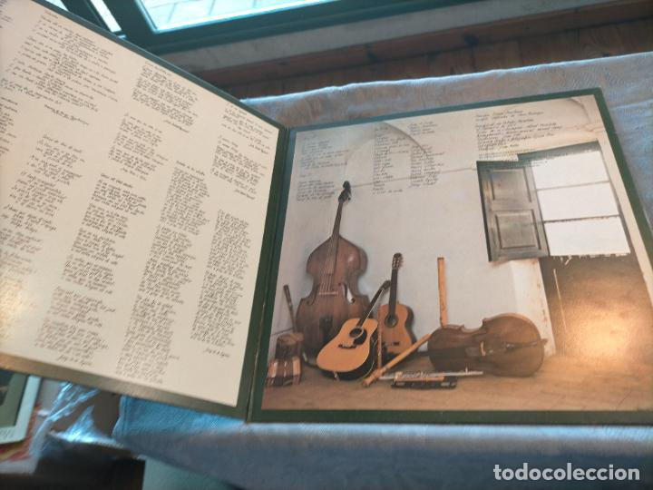 Discos de vinilo: Disco vinilo LP Ramon Muntaner Balades i Cançons 1979 - Foto 2 - 266949874