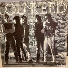 Discos de vinilo: LP LOU REED : NEW YORK. Lote 266972809