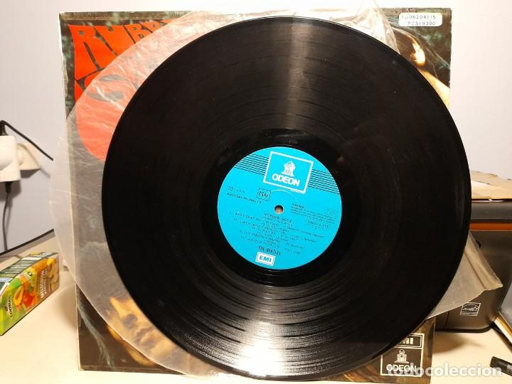 Discos de vinilo: LP BEATLES : RUBBER SOUL ( EDICION ESPAÑA, 1966 ) - Foto 4 - 266973179