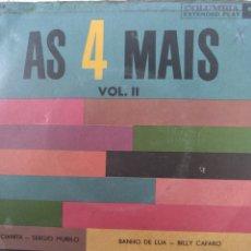 Discos de vinilo: ** AS 4 MAIS VOL. II **. Lote 266994269