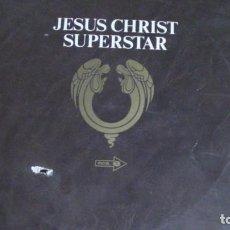 Disques de vinyle: JESUS CHRIST SUPERSTAR - BANDA SONORA / DOBLE LP MCA 1970. Lote 267001359