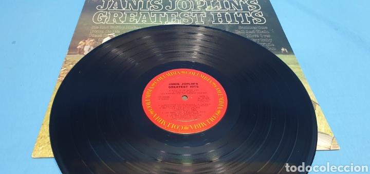 Discos de vinilo: JANIS JOPLINS - GREATEST HITS - 1973 - Foto 2 - 267007839