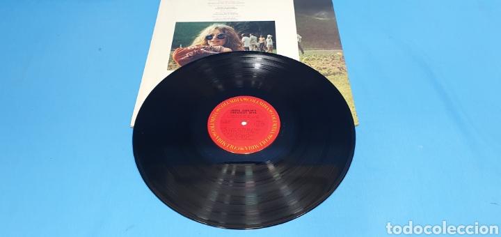 Discos de vinilo: JANIS JOPLINS - GREATEST HITS - 1973 - Foto 4 - 267007839