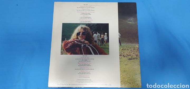 Discos de vinilo: JANIS JOPLINS - GREATEST HITS - 1973 - Foto 6 - 267007839