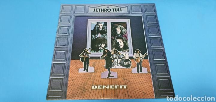 Discos de vinilo: JETHRO TULL - BENEFIT - Foto 4 - 267010249