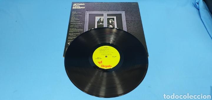 Discos de vinilo: JETHRO TULL - BENEFIT - Foto 6 - 267010249