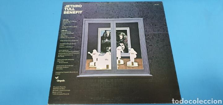 Discos de vinilo: JETHRO TULL - BENEFIT - Foto 8 - 267010249
