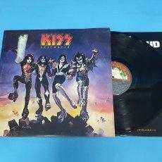 Discos de vinilo: KISS - DESTROYER - 1976. Lote 267013889