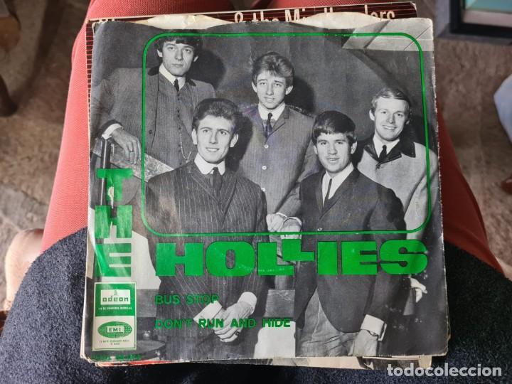 VINILO THE HOLLIES DON,T RUN AND HIDE (Música - Discos - LP Vinilo - Otros estilos)