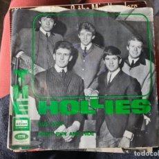 Disques de vinyle: VINILO THE HOLLIES DON,T RUN AND HIDE. Lote 267014539