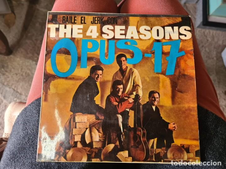 VINILO THE 4 SEASONS OPUS 17 (Música - Discos - LP Vinilo - Otros estilos)