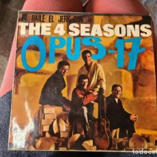 Disques de vinyle: VINILO THE 4 SEASONS OPUS 17. Lote 267016349
