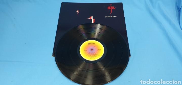 Discos de vinilo: AJÁ - STEELY DAN - 1977 - Foto 2 - 267035074