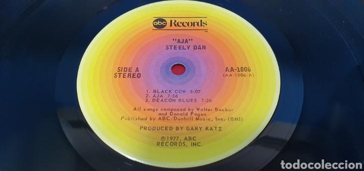 Discos de vinilo: AJÁ - STEELY DAN - 1977 - Foto 3 - 267035074