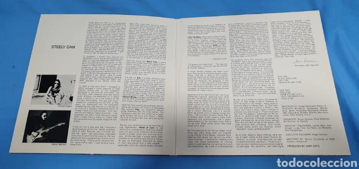 Discos de vinilo: AJÁ - STEELY DAN - 1977 - Foto 4 - 267035074