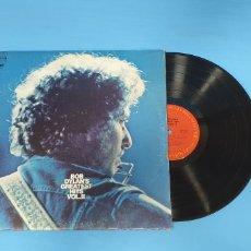 Discos de vinilo: BOB DYLAN'S - GREATEST HITS VOL. II. Lote 267041274