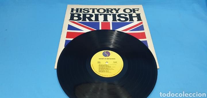 Discos de vinilo: HISTORY OF BRITISH ROCH - Foto 2 - 267051204