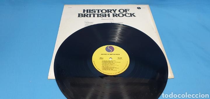 Discos de vinilo: HISTORY OF BRITISH ROCH - Foto 4 - 267051204