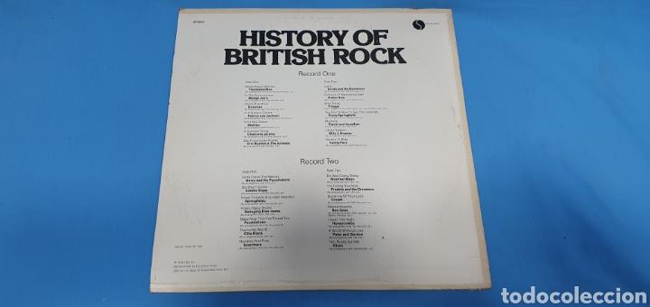 Discos de vinilo: HISTORY OF BRITISH ROCH - Foto 6 - 267051204
