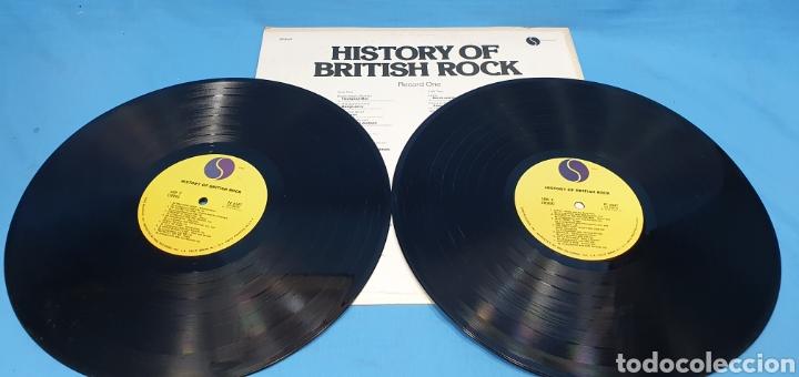 Discos de vinilo: HISTORY OF BRITISH ROCH - Foto 7 - 267051204