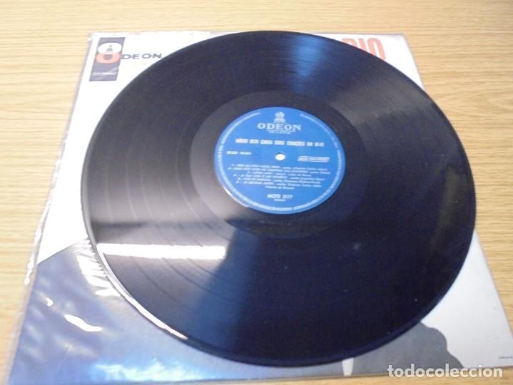 Discos de vinilo: MARIO REIS CANTA SUAS CRIACOES EM HI-FI. LP VINILO. DISCOGRAFICA ODEON. - Foto 3 - 267084679