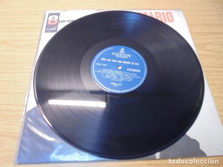 Discos de vinilo: MARIO REIS CANTA SUAS CRIACOES EM HI-FI. LP VINILO. DISCOGRAFICA ODEON. - Foto 5 - 267084679