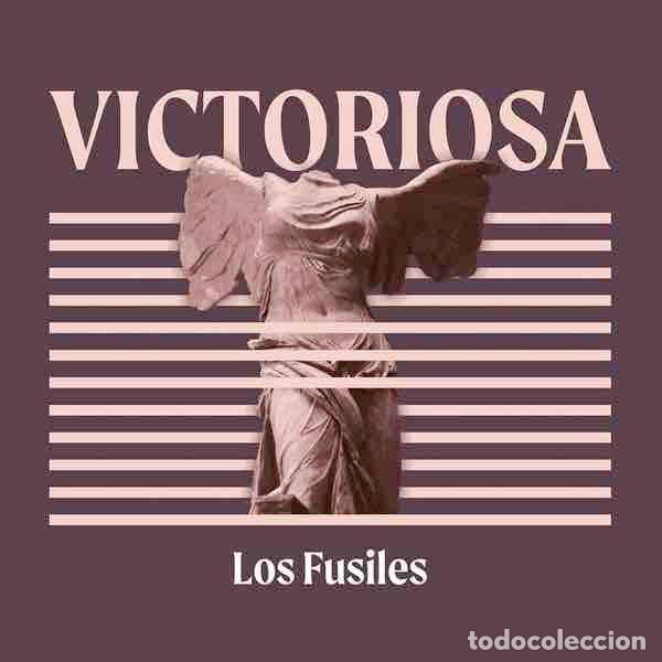 LOS FUSILES VICTORIOSA (LP) . VINILO ROCK AND ROLL GARAGE PUNK BURNING THE CLASH (Música - Discos - LP Vinilo - Rock & Roll)