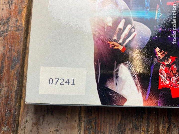 Discos de vinilo: MICHAEL JACKSON / THIS IS IT - BOX SET 4 LP / EDIC. LIMITADA Y NUMERADA - Foto 4 - 267134209
