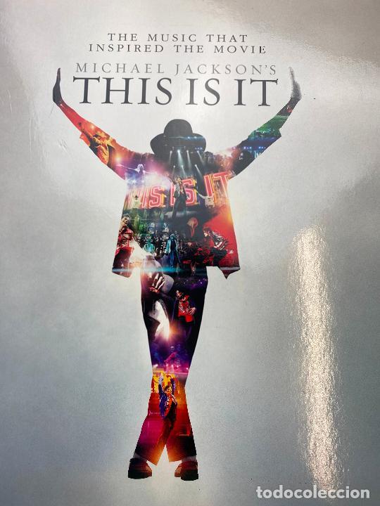 MICHAEL JACKSON / THIS IS IT - BOX SET 4 LP / EDIC. LIMITADA Y NUMERADA (Música - Discos - LP Vinilo - Pop - Rock Internacional de los 90 a la actualidad)