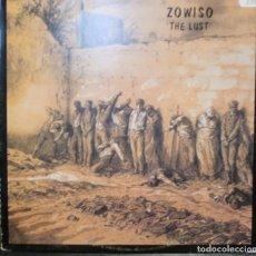 Discos de vinilo: ZOWISO - THE LUST - PUNK HOLANDES + INSERT HOLLAN 1985. Lote 267137149