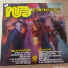 Discos de vinilo: PUB DE MEDIANOCHE. Lote 267162004