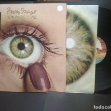 Discos de vinilo: PRETTY THINGS SAVAGE EYE LP USA 1975 PDELUXE. Lote 267176979