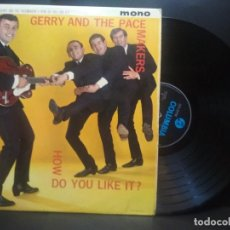 Disques de vinyle: GERRY AND THE PACEMAKERS HOW DO YOU LIKE IT ? LP UK 1963 PDELUXE. Lote 267182259