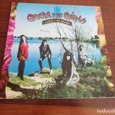 Discos de vinilo: GRETA Y LOS GARBO- ¡LLAMAD A MR BROWN!. LP. Lote 267244244