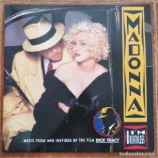 Discos de vinilo: MADONNA - I´M BREATHLESS DICK TRACY (LP) 1990. Lote 267246819