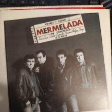 Discos de vinilo: MERMELADA .LOTE DOS DISCOS NO APRENDI BIEN, UN TRUCO MAS . DISCOS VICTORIA PROMO 1985. Lote 267253244