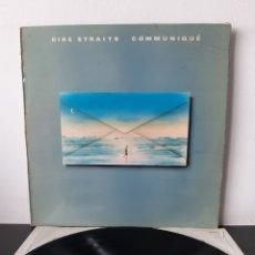 Disques de vinyle: DIRE STRAITS. COMMUNIQUE 1979. SPAIN.. Lote 267255354