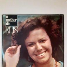 Discos de vinilo: ELIS REGINA. O MELHOR DE ELIS. 1979 BRASIL. 6470.625. VG++. VG++.. Lote 267257194