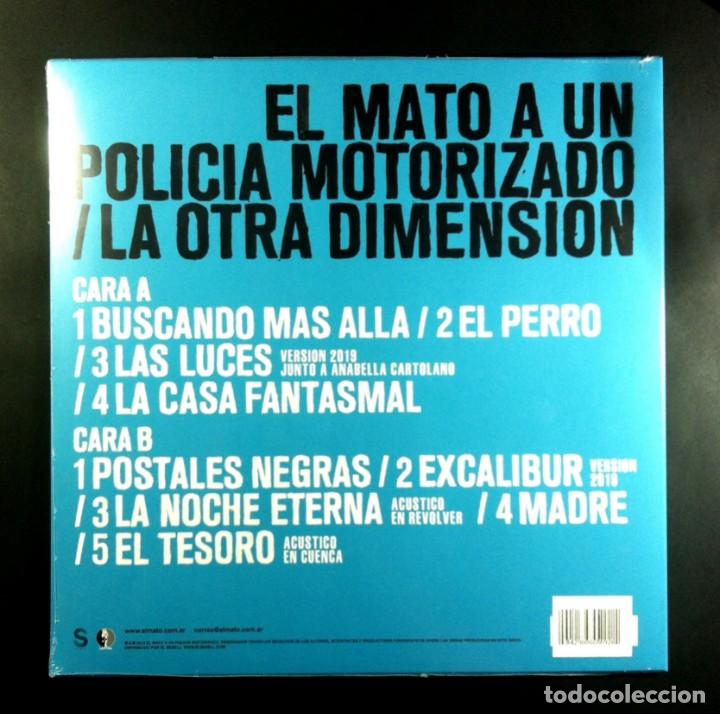 Discos de vinilo: EL MATO A UN POLICIA MOTORIZADO - La Otra Dimension - LP 2020 EL SEGUELL DEL PRIMAVERA (Nuevo) - Foto 2 - 267271244