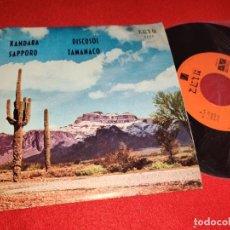 Discos de vinilo: CONJUNTO NUEVA ONDA KANDARA/DISCOSOL/TAMANACO/SAPPORO EP 7'' 1976 ZETA PROMO VINILO NUEVO. Lote 267275409